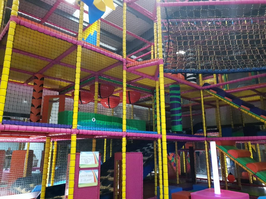 Krazy Krocs Play Centre Nuneaton - Play Frame